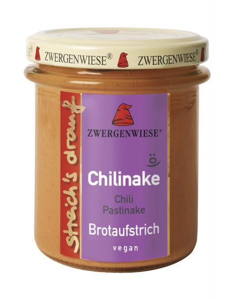 *Bio streich´s drauf Chilinake (160 g) Zwergenwiese