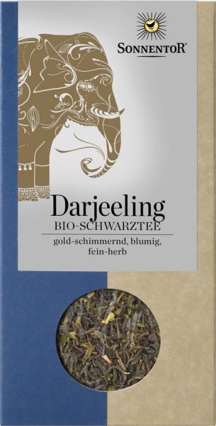 *Bio Darjeeling Schwarztee lose (100g) Sonnentor