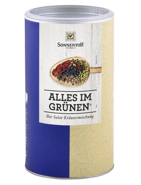 *Bio Alles im Grünen® Salatgewürz, Gastrodose groß (130g) Sonnentor