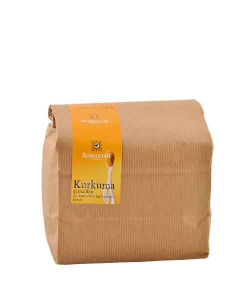 *Bio Kurkuma gemahlen, Großpackung (1000g) Sonnentor