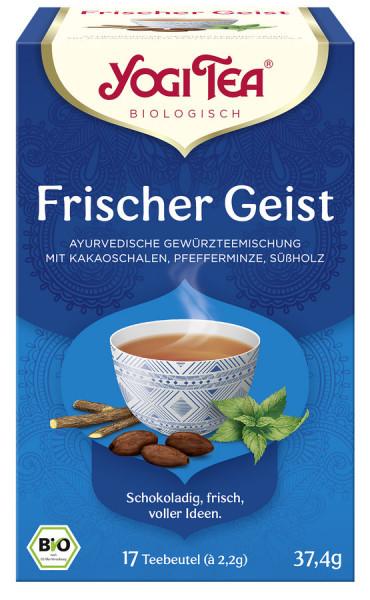 *Bio Yogi Tea® Frischer Geist Bio (17x2,2g) Yogi Tea®, Yogi Tea GmbH