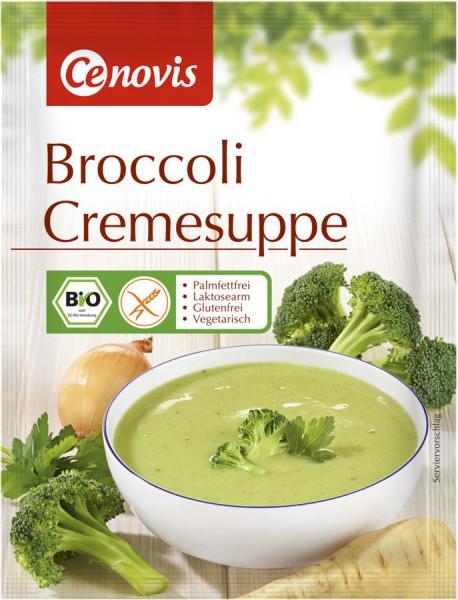 *Bio Broccoli Cremesuppe, bio (45g) Cenovis
