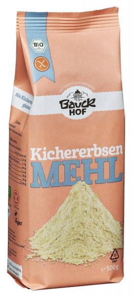 *Bio Kichererbsenmehl glutenfrei Bio (500g) Bauckhof
