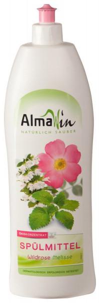 Spülmittel Wildrose Melisse (1l) AlmaWin