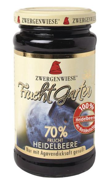 *Bio FruchtGarten Heidelbeere (225g) Zwergenwiese