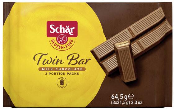 Twin Bar (3x21,5g) Schär