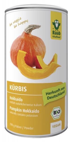 *Bio BIO Hokkaido Kürbis Pulver (190g) Raab Vitalfood
