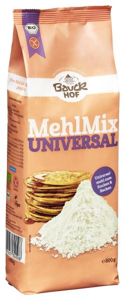 *Bio Mehl-Mix Universal glutenfrei Bio (800g) Bauckhof