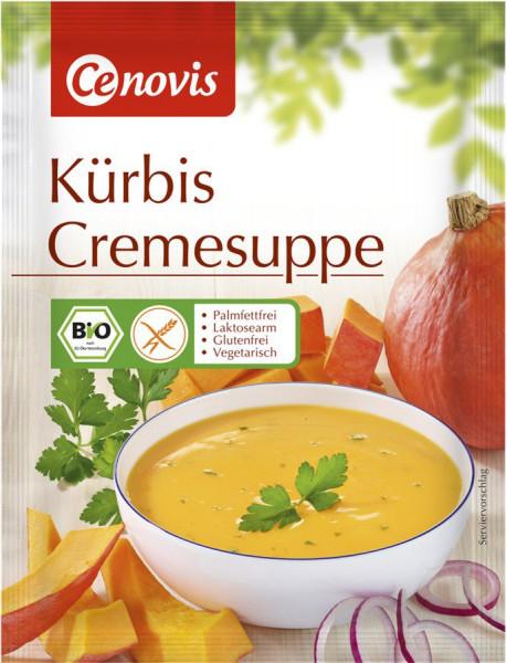 *Bio Kürbis Cremesuppe, bio (40g) Cenovis