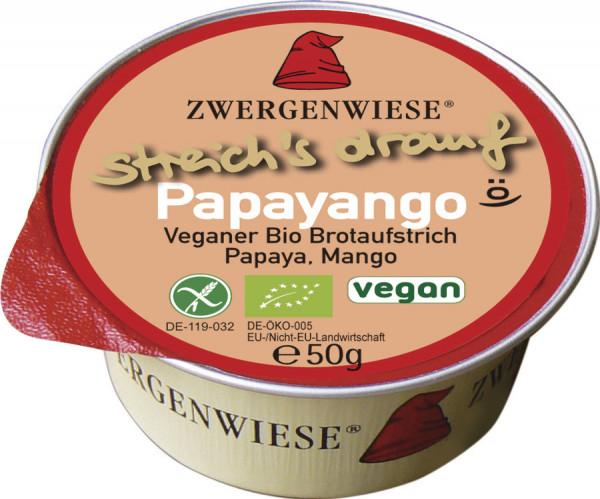 *Bio Kleiner streich´s drauf Papayango (50g) Zwergenwiese
