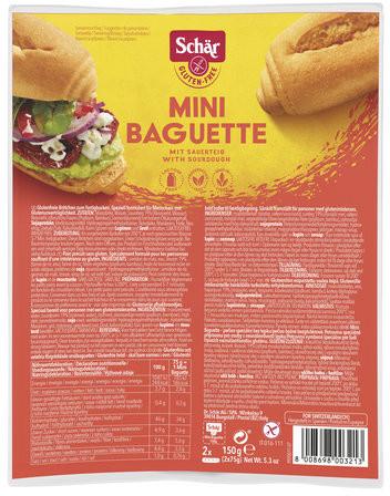 Mini Baguette (150g) Schär