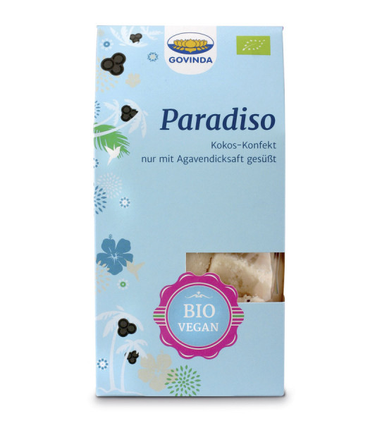 *Bio Paradiso-Konfekt 100g (100g) Govinda