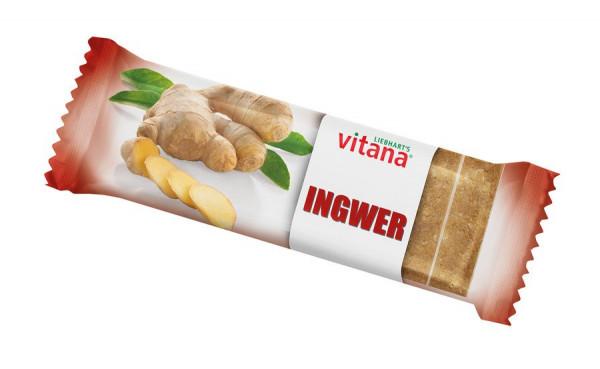 *Bio Bio-Ingwer-Fruchtschnitte (60g) Vitana