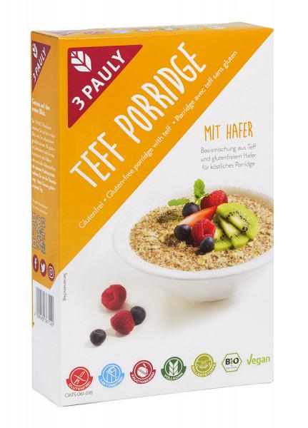 *Bio Teff Porridge (250g) 3PAULY