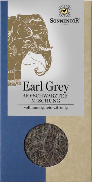 *Bio Earl Grey Schwarztee lose (90g) Sonnentor