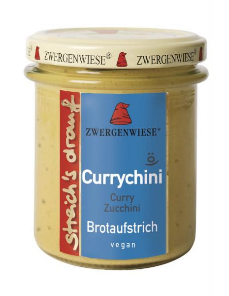 *Bio streich´s drauf Currychini (160 g) Zwergenwiese