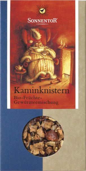 *Bio Kaminknistern Früchtetee lose (100g) Sonnentor