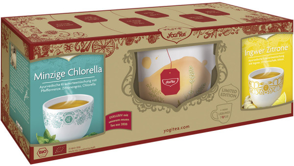 *Bio Yogi Tea® Geschenk Set, Yogi Tea GmbH
