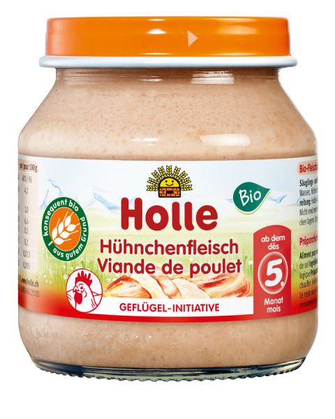 *Bio Hühnchenfleisch (125g) Holle
