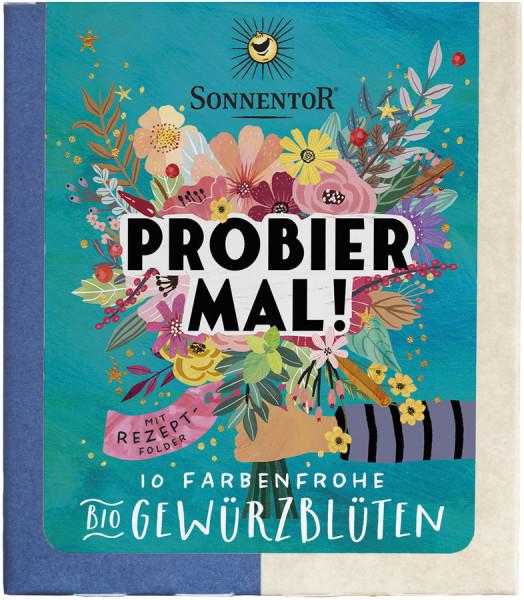 *Bio Gewürzblüten Probier mal!, Packung (50g) Sonnentor