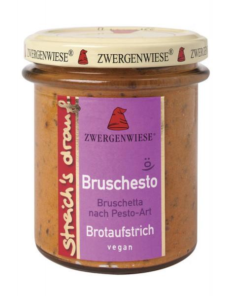 *Bio streich´s drauf Bruschesto (160 g) Zwergenwiese