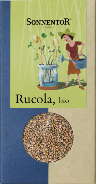*Bio Rucola, Packung (120g) Sonnentor