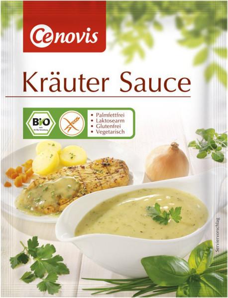 *Bio Kräuter Sauce, bio (25g) Cenovis