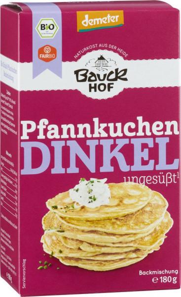 *Bio Dinkel Pfannkuchen Demeter (180g) Bauckhof