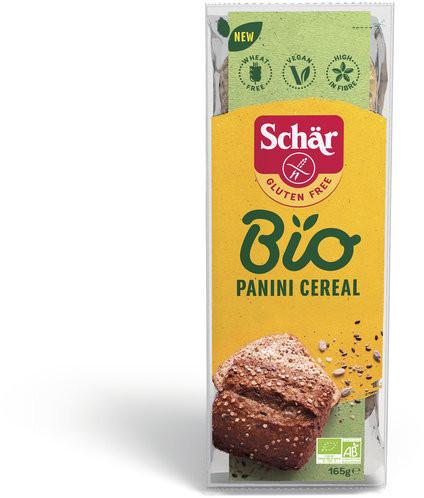 *Bio Bio Panini Cereal (165g) Schär