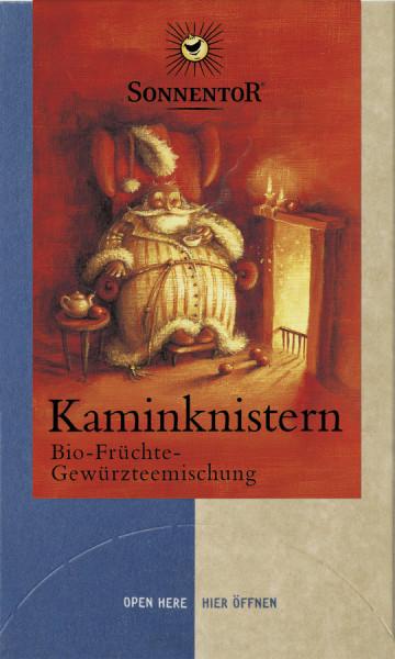 *Bio Kaminknistern Früchtetee, Doppelkammerbeutel (45g) Sonnentor