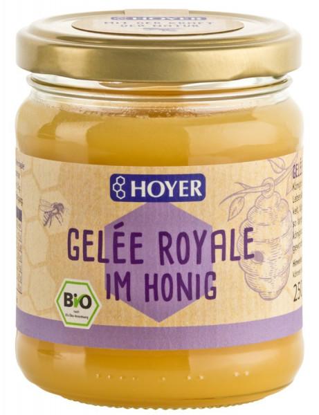 *Bio Gelée Royale im Honig (250g) Hoyer