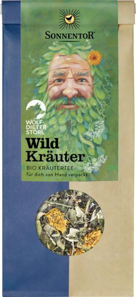*Bio Wildkräuter Tee lose (50g) Sonnentor