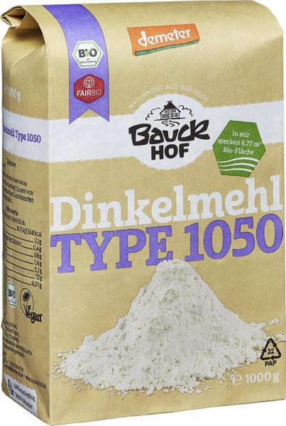 *Bio Dinkelmehl Type 1050 Demeter (1000g) Bauckhof