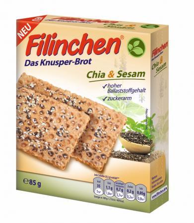 Filinchen Chia & Sesam - 85g