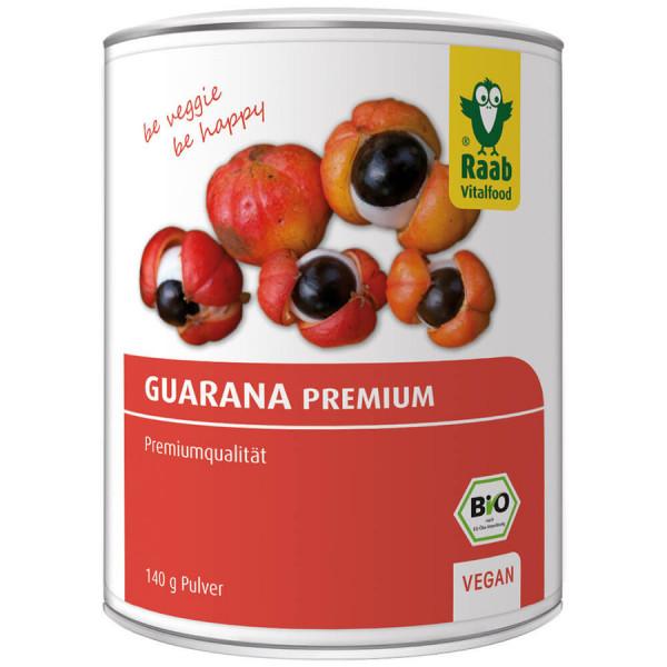 *Bio Bio Guarana Pulver (140g) Raab Vitalfood