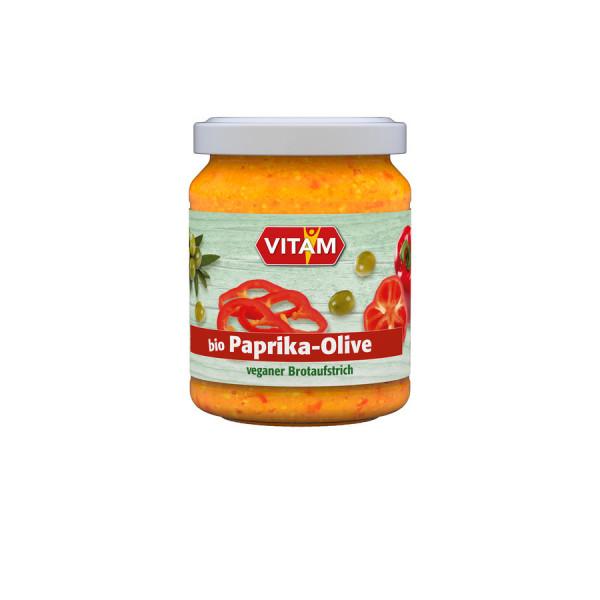 *Bio Paprika-Olive (110g) VITAM