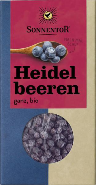 *Bio Heidelbeeren ganz, Packung (45g) Sonnentor