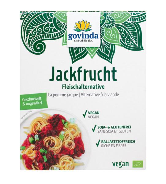 *Bio Jackfrucht Fleischalternative Schnetzel (200g) Govinda