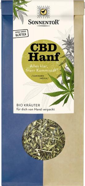 *Bio Hanf-CBD lose (80g) Sonnentor