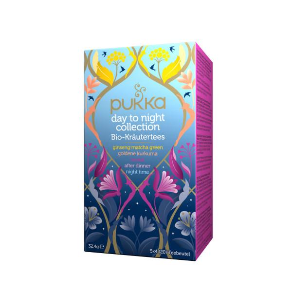 *Bio day to night collection (5x4St) Pukka