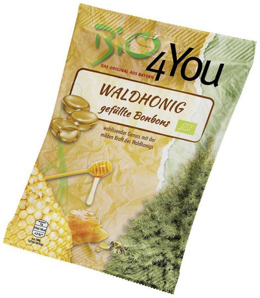 *Bio Bio-Bonbon-Waldhonig, gefüllt (75g) Bio4You