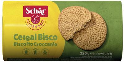 Cereal Bisco (220g) Schär