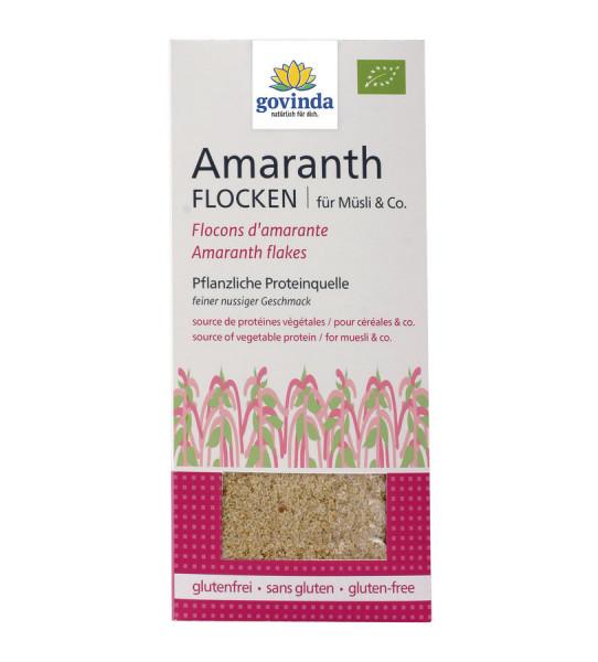 *Bio Amaranth-Flocken (350g) Govinda