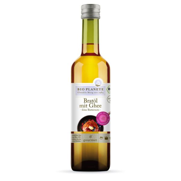 *Bio Bratöl mit Ghee (500ml) BIO PLANÈTE