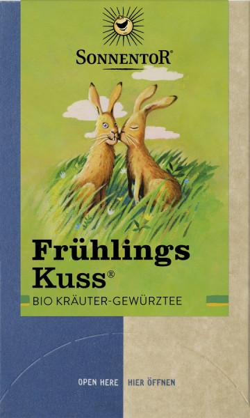 *Bio Frühlingskuss® Kräutertee, Doppelkammerbeutel (27g) Sonnentor
