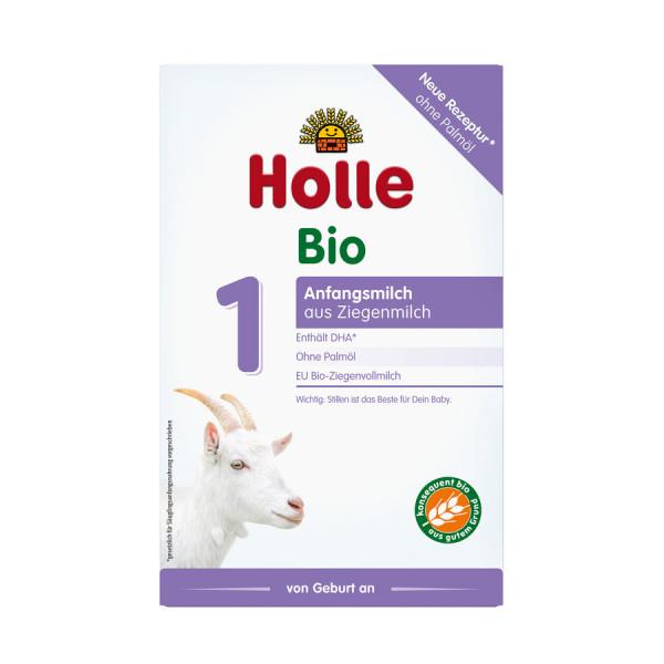 *Bio Bio-Anfangsmilch 1 aus Ziegenmilch (400g) Holle