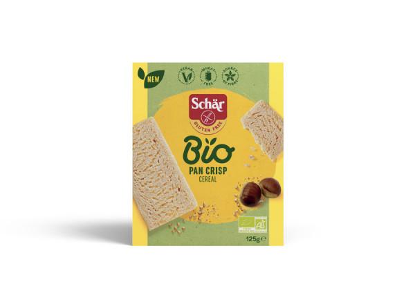 *Bio Bio Pan Crisp Cereal (125g) Schär