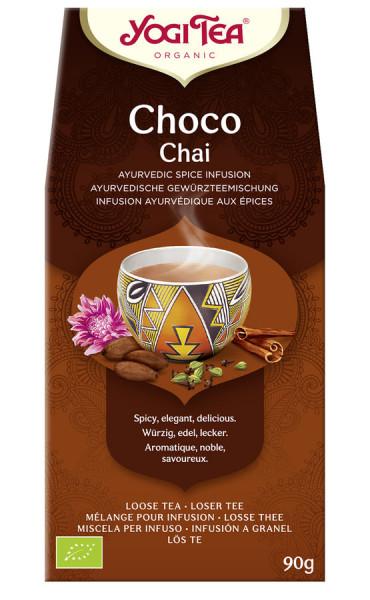 *Bio Yogi Tea® Choco Chai Bio (90g) Yogi Tea®, Yogi Tea GmbH