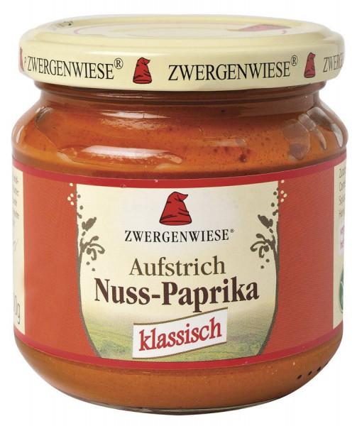 *Bio Nuss-Paprika Aufstrich (200g) Zwergenwiese