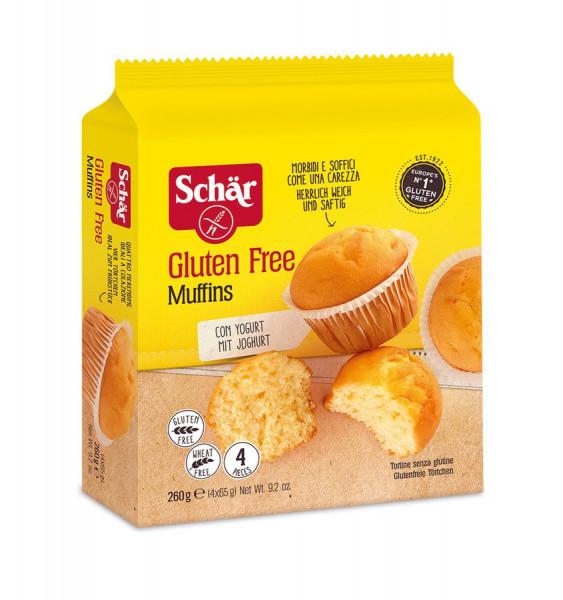 Muffins (260g) Schär